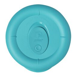 Pro 1.67 Cup Round Plastic Lid, Turquoise