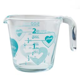 Love 2 Cup Turquoise Measuring Cup