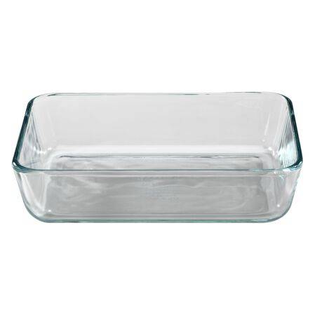 3 Cup Rectangle Storage Dish
