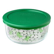 Simply Store® 4 Cup Mint Birds Storage Dish w/ Lid