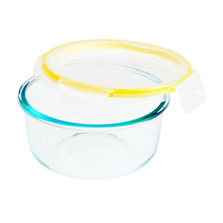 Total Solution™ Pyrex® Glass Food Storage 4 Cup, Round