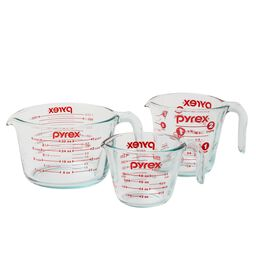 3 pc Measuring Cup Set