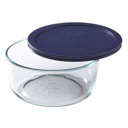 Simply Store® 7 Cup Round Storage Dish