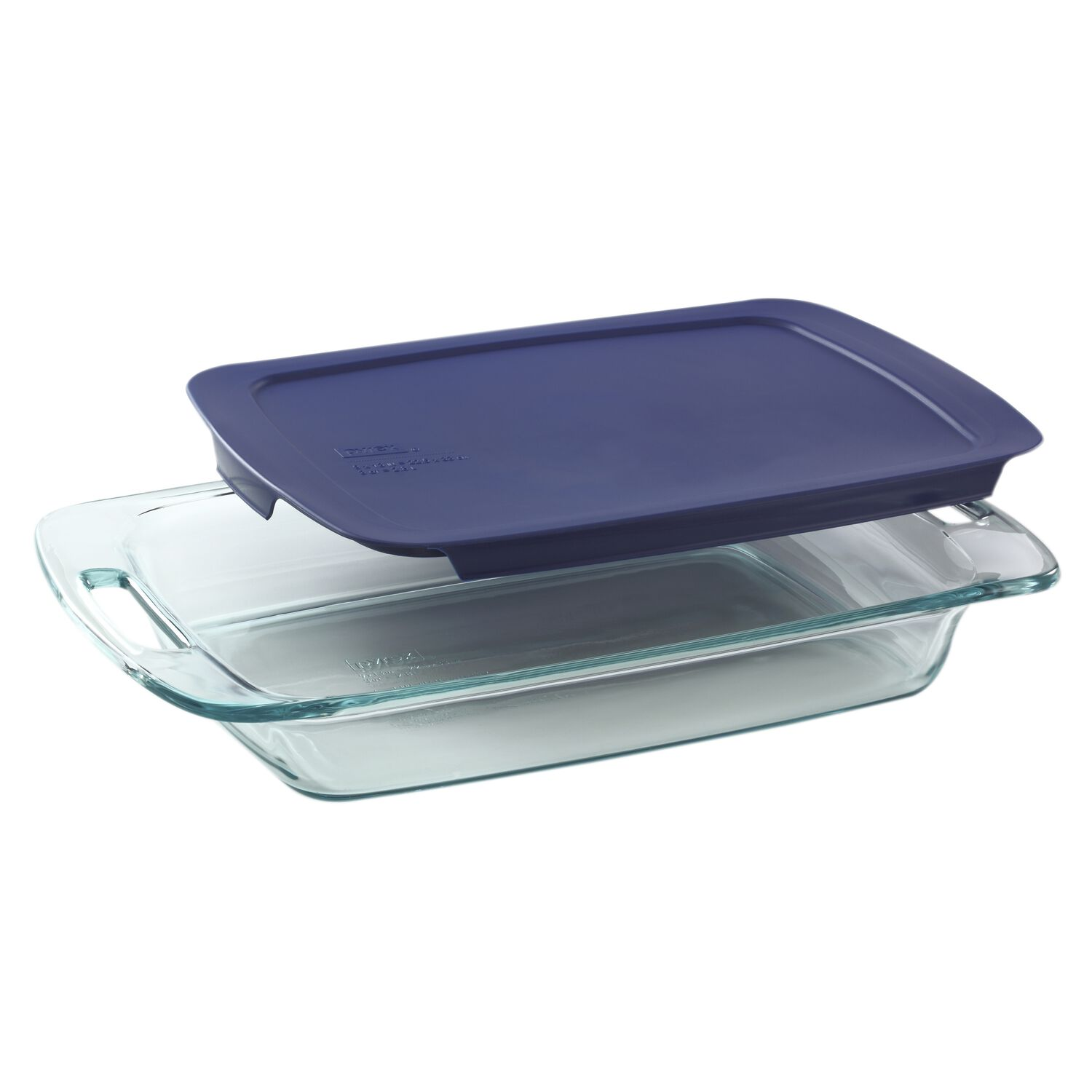 Baking Cakes With Glass Pan
